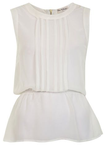pleated topSleeveless Pleated, Families Pictures, Spring Summe 12, Selfridge Sleeveless, Pleated Details, Style Pinboard, Pleated Tops, Details Tops, Summer Holiday