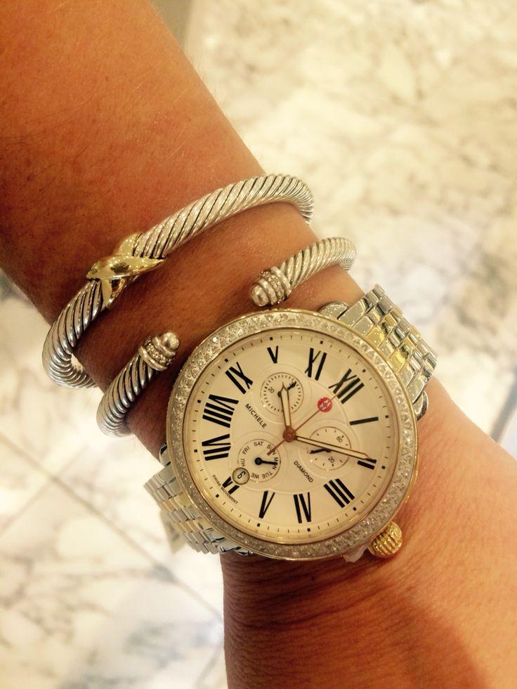 X David Yurman Bracelet And Cable Classics Bracelet With