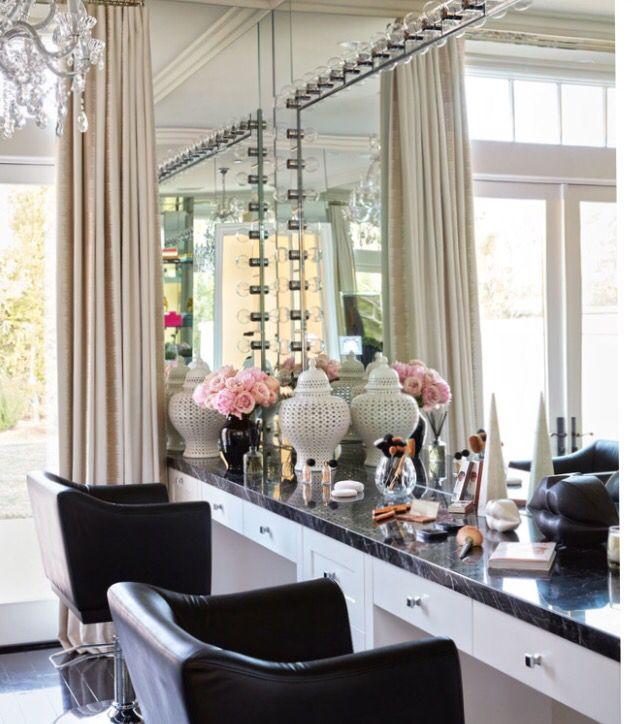 Khloe Kardashian Bedroom: 1000+ Images About Dream Closet/Makeup Room On Pinterest