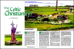 Reality. Issue 34 - What is Celtic Christianity? by Andrew Dunn
