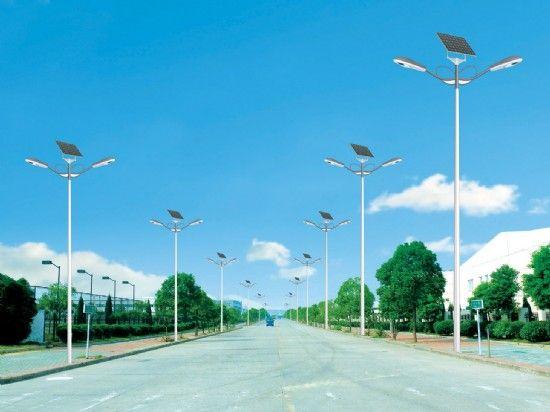JalPower Solar LED Street Light Model JSL-21