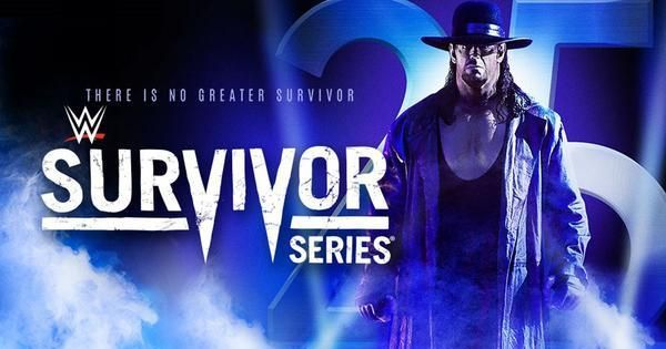 Watch WWE Survivor Series 2015 PPV Full Show Online Free