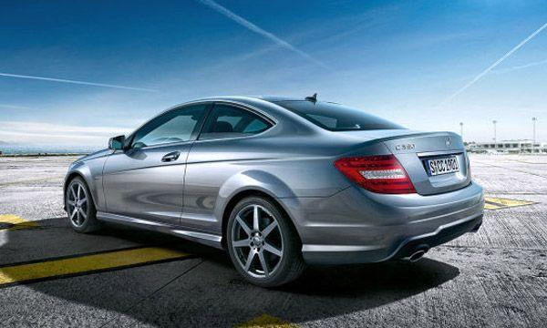 Mercedes 2012 C320