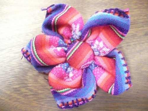 Aguayo Flower hair clip