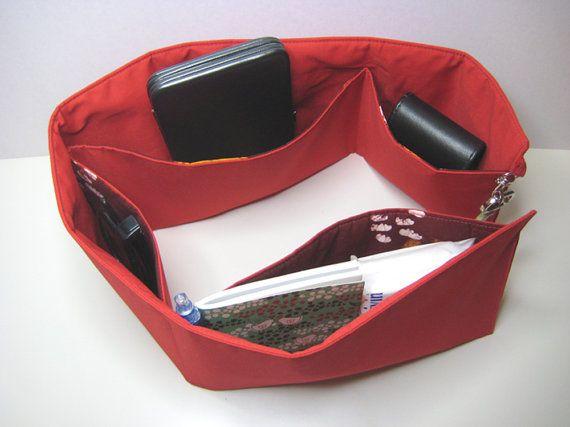 Extra Large Bag Organizer Purse Insert by melissatanaustralia, $54.00