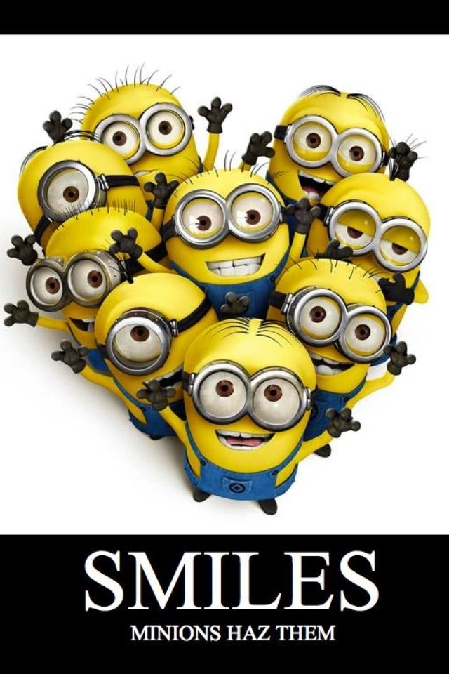 Smile! :) #DespicableMe #Minions #smile #teeth #kids # ...