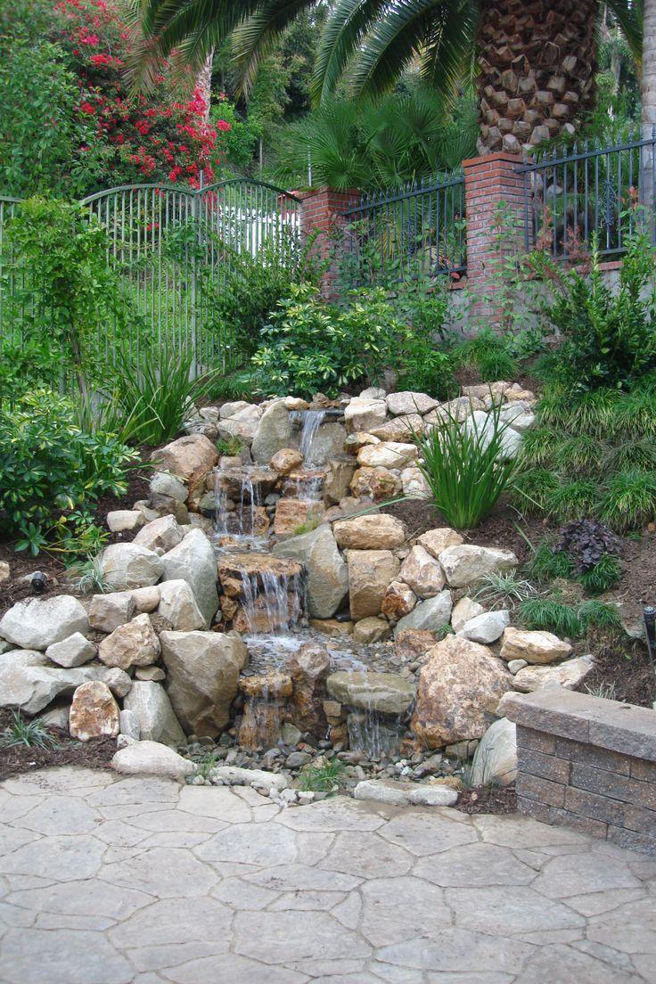 best 25 diy pondless waterfall ideas on pinterest diy waterfall