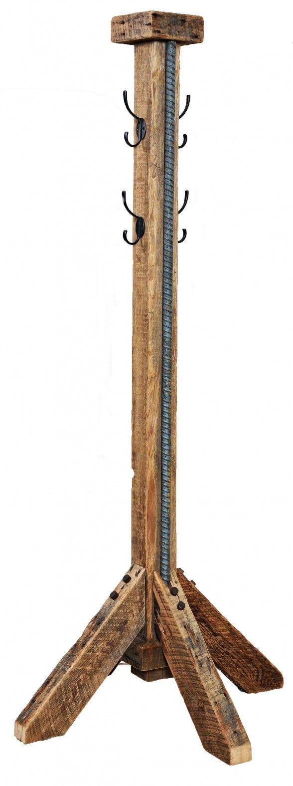 Best 25+ Rustic coat rack ideas on Pinterest | Pallet ...