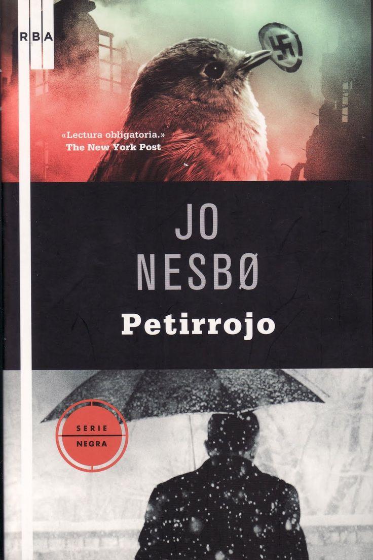 Jo Nesbo, escritor noruego creador da exitosa serie do atormentado detective Harry Hole N (NO) NES pet