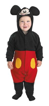 25.53 Toddler Mickey Mouse Costume
