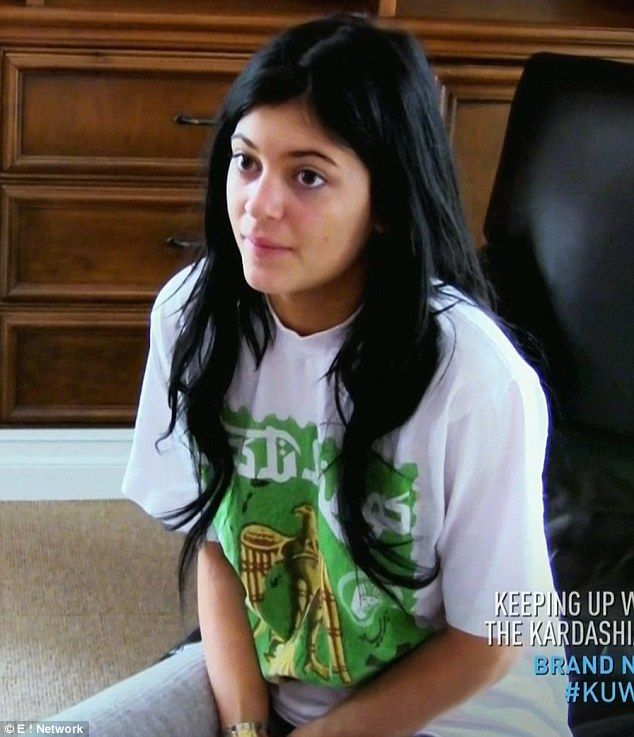 Inside 17-year-old Kylie Jenner's first home: Teen's house on KUWTK #dailymail