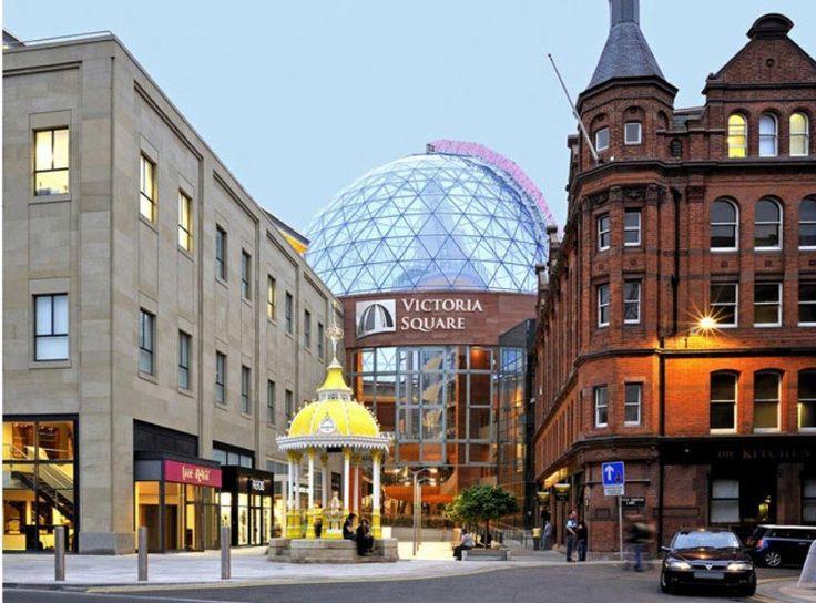 KS Projekt har levererat inredningen till Gants Corner i House of Fraser, Belfast. Gants shop ligger i det moderna köpcentret Victoria Square.