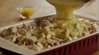 Award Winning Chicken Tetrazzini Recipe - YouTube