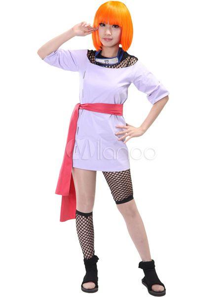 [$41.99] Naruto Temari Cosplay Costume