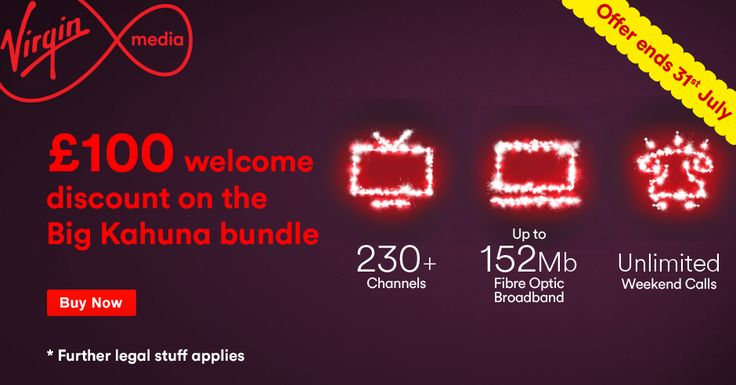Get a limited time £100 welcome discount on the Big Kahuna bundle