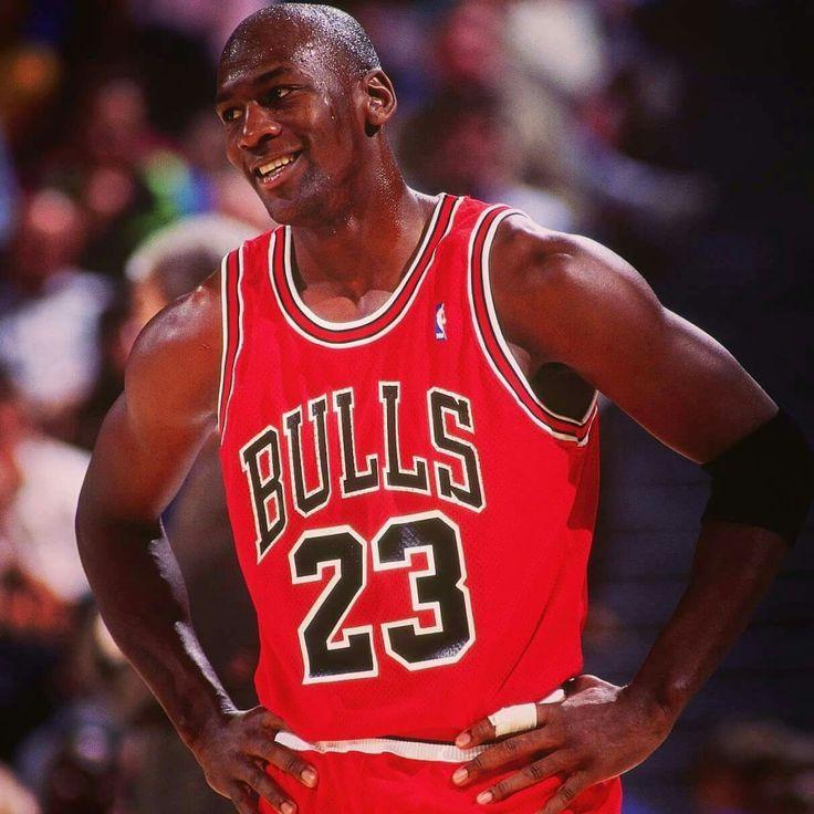 The GOAT Michael Air Jordan