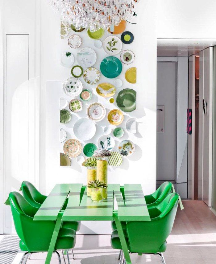 55 dining room wall decor ideas for season 2018 2019 - Wall decoration ideas for bedrooms ...