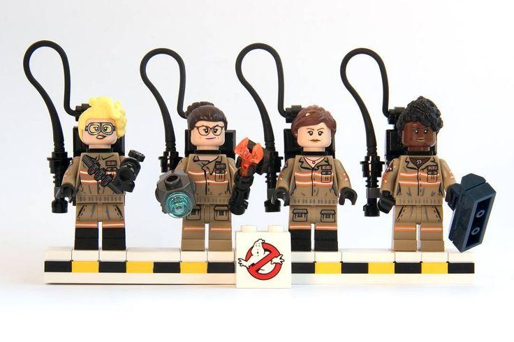 Who you gonna call?  #LEGO #Ghostbusters #JillianHoltzmann #AbbyYates #ErinGilbert #PattyTolan #MelissaMcCarthy #KristenWiig #KateMcKinnon #LeslieJones #Ecto1and2 #75828 #Ghostbuster2016 #WhoYouGonnaCall #toyphotography #minifig #afol #toycrewbuddies #Canon80D #legoart #toy_alliance #brickcentral #brickset #brickinsider #toygroup_alliance #toyunion #minifigure #legominifigures  #bricksinfocus #stuckinplastic