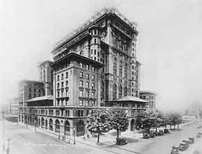 Hotel Vancouver 1917