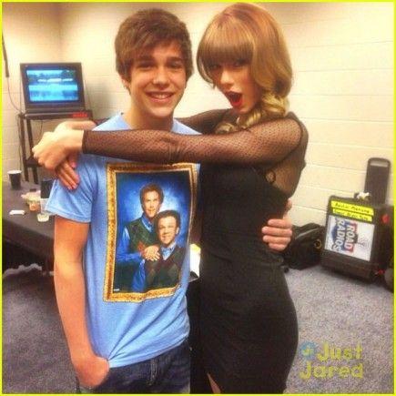 Austin Mahone felt amazing when he met Taylor Swift.
