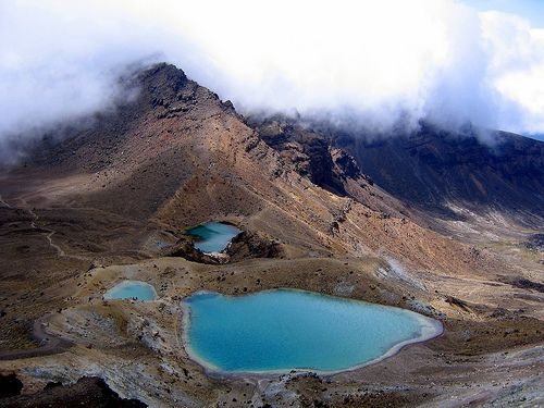 Emerald Lakes | Flickr: Intercambio de fotos