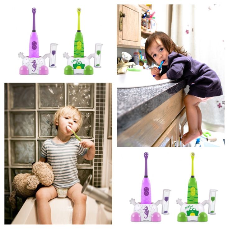 Kids will love brushing their teeth with these electric toothbrushes! http://babyglitter.gr/4874-hlektrikh-odontoboyrtsa-green.html