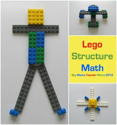 25+ best ideas about Lego math on Pinterest | Educational ...