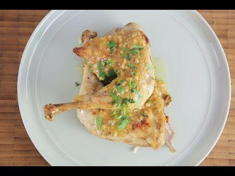 Limonlu Tavuk Tarifi - İdil Tatari - Yemek Tarifleri - YouTube