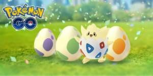 #Pokemon Go Easter event goes live today #double XP, 50% off Lucky Eggs, more – all #thedetails #VideoGames #details #double #easter #event