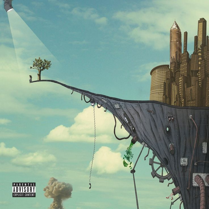 It's a clever joke naming your autobiographical album General Admission, and thank the stars that Cleveland MC Machine Gun Kelly is that clever. Life on the bad streets of his hometown sounds depressi