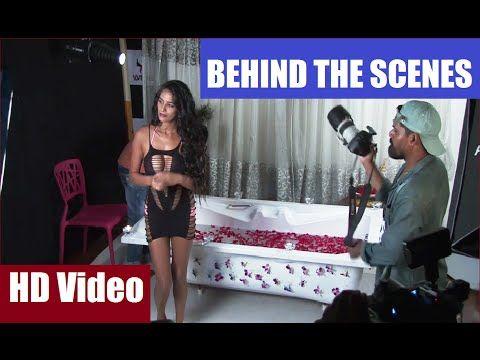 Making of Poonam Pandey's Bathtub Photoshoot BEHIND THE SCENES. (No Audio)  #poonampandey #bollywood #bollywoodnews #bollywoodnewsvilla #photoshoot #hotphotoshoot #behindthescenes
