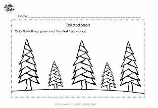 30 mejores imágenes de Pre-K Math Worksheets en Pinterest ...