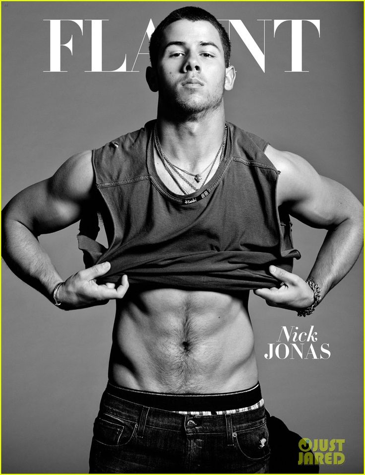 nick jonas poses shirtless in his underwear for flaunt magazine 02 Nick Jonas shows off his killer abs and poses shirtless in his underwear in this brand-new photo spread featured in Flaunt magazine's The Grind issue.    The 22-year-old…
