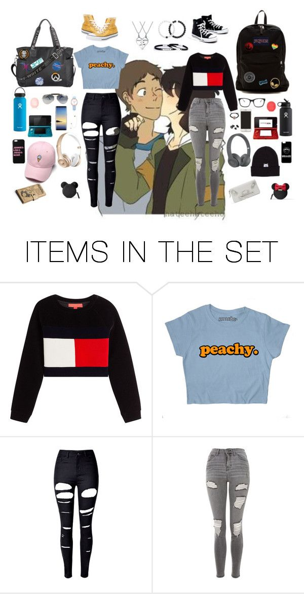 """""""Klance Road Trip"""" by lana-m8 ❤ liked on Polyvore featuring art, voltron, vld, klance, keithkogane and lancemcclain"""
