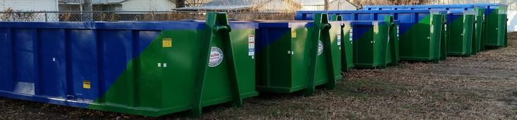 **A roll off dumpster is an open-top waste receptacle designed for easy loading. These dumpsters are carried by special trucks that can be used for construction jobs, remodels, home clean outs, demolition, yard maintenance, and general household junk removal. **We have 7 day roll off dumpster rentals for any projects including: roll-off construction dumpsters, roll-off household trash dumpsters & Scrap metal dumpsters. **We currently have 15, 22 and 26 yard dumpsters available for 7 day…