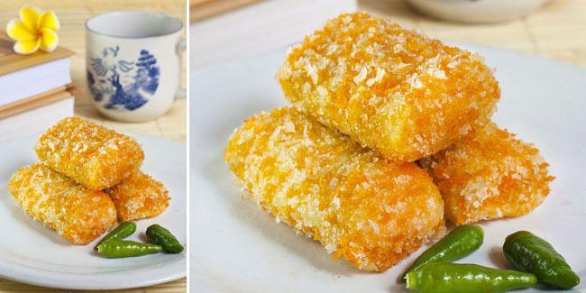 Vemale.com - Risol mayo isi daging asap sedang booming dan disukai. Anda bisa membuatnya dengan resep enak berikut ini.