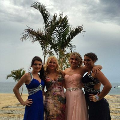 St. Dominic High School held its prom at the Crescent Beach Club in Bayville on