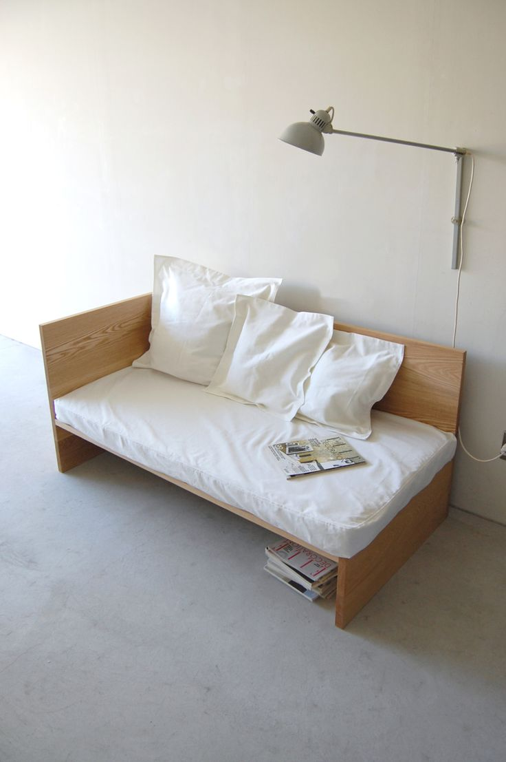 Sofa beds for bedroom - 106 01_standard Furniture Plate Sofa W1 500 D750 H720 Solid Ash Oil