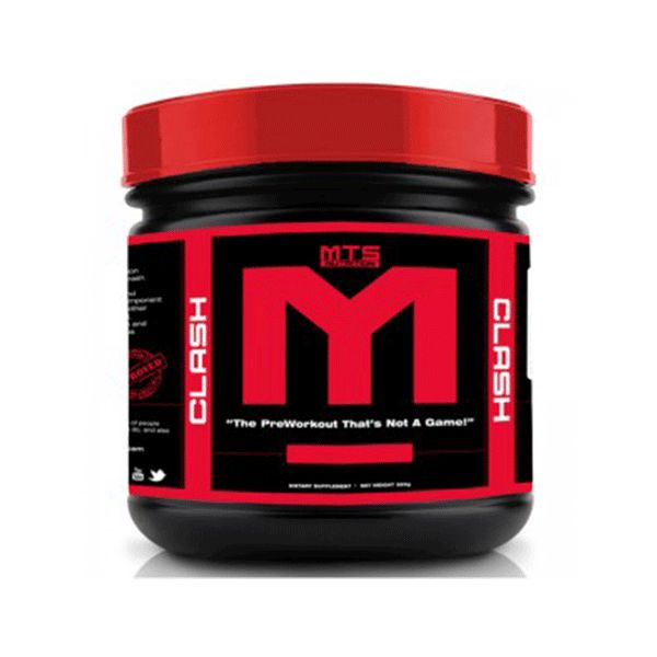 MTS Nutrition Clash - Second To None Nutrition