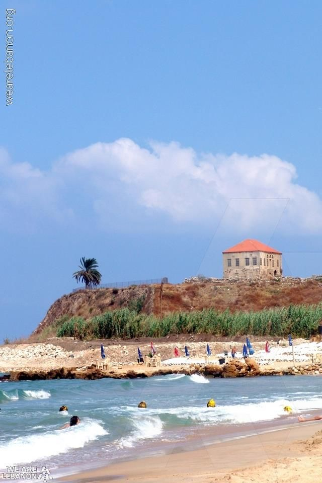 Check out this view form Byblos  شوفو هالمنظر من جبيل  Photo by Nicolas Karim