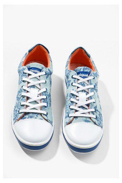 Shoes_supper Heureux - Chaussures De Sport Pour Les Femmes / Multicolore Desigual qCnYvt