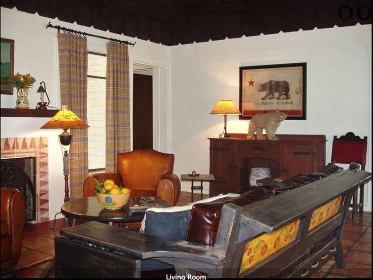 Perfect Vista Del Monte, A 1940u0027s Hacienda Home With Period Furniture From Monterey,  Del Rey