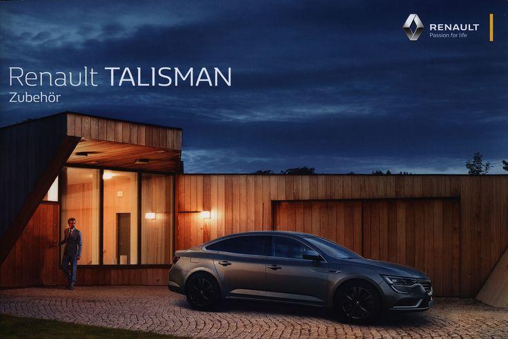 https://flic.kr/p/KAKSTA | Renault Talisman Zubehör; 2015_1