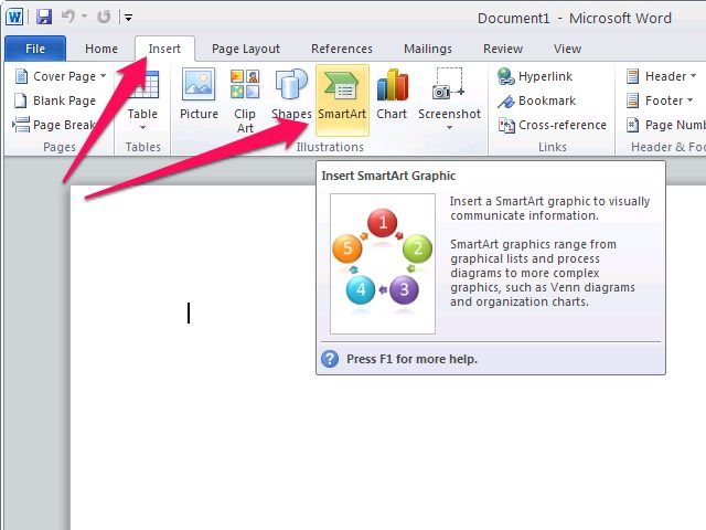 Pedigree charts are used to show relationships such as in genealogy trees. You can create a pedigree chart in Microsoft Word using Microsoft Office SmartArt.
