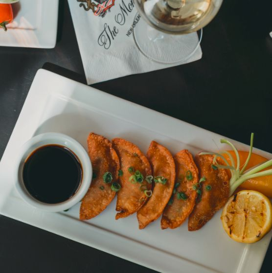 Treat yourself to some Thursday evening bar bites at The Carousel Bar & Lounge. You certainly deserve it.