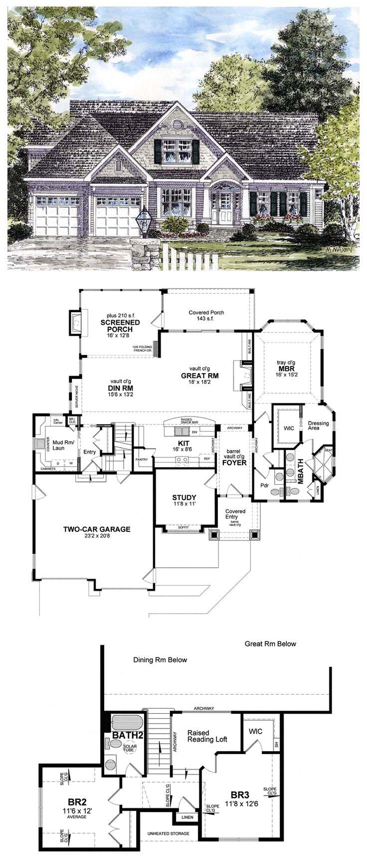 top 25 best floor plan with loft ideas on pinterest small log