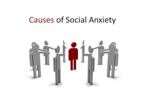 Causes Of Social Anxiety