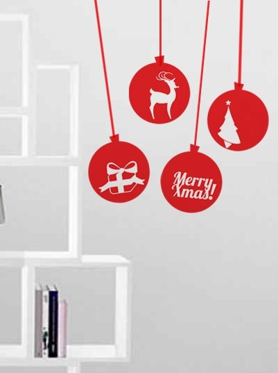Merry Xmas! #MeshDecorativeDecals #Mesh #Decals #Manila #home #holidays #Christmas mesh_dd@yahoo.com