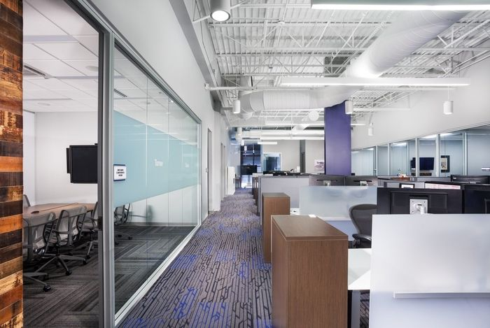 Turner Construction Office by STG Design - Office Snapshots