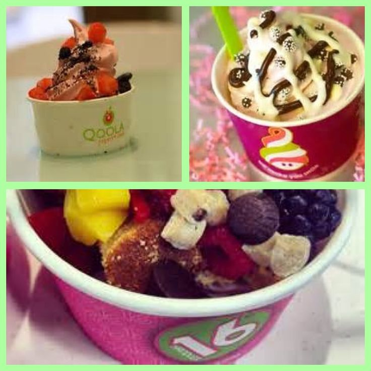 Qoola or Menchies  or 16 handles  comment and tell me which one you like the best (pictures via google)